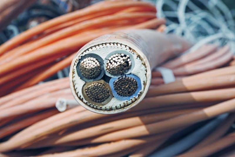 Mua bán dây đồng cũ 3 pha, dây cáp đồng cũ, mua bán dây điện cũ tại Mua Phế Liệu 24H