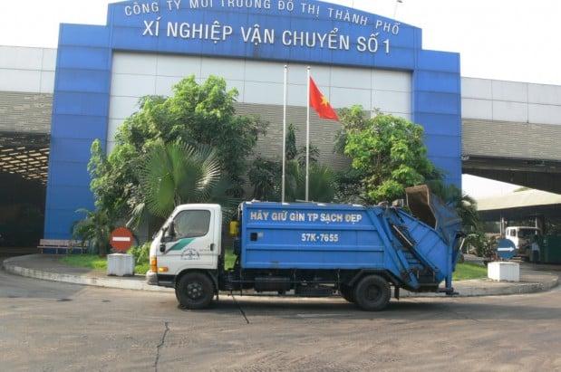 Công ty TNHH MTV Môi trường đô thị TP.HCM (CITENCO)