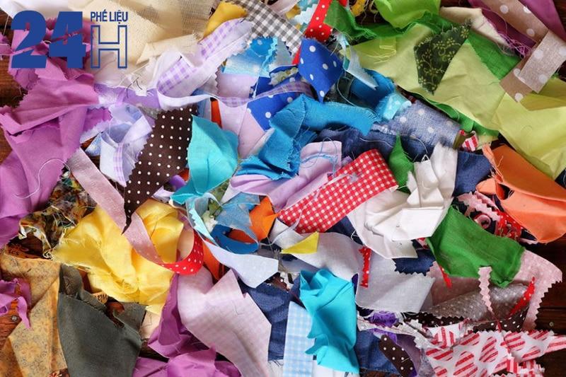 Phân loại các loại vải vụn và bảng giá vải vụn phế liệu hôm nay
