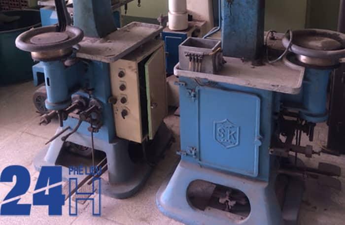 Bảng giá máy móc cũ phế liệu với từng loại chất liệu khác nhau