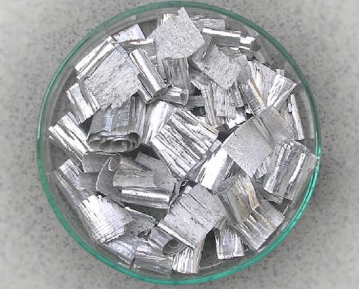 Hợp kim magiê được phổ biến khá rộng rãi