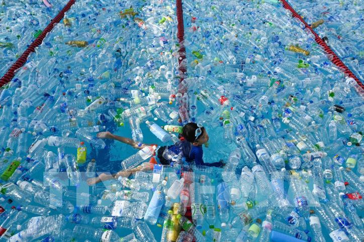 Rác thải sinh hoạt chiếm 1/2 tổng sản lượng rác thải của toàn quốc